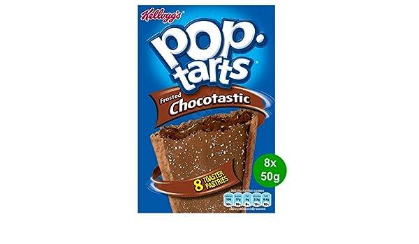 Pop Tarts - Frosted Chocotastic - 400g: Amazon.es: Alimentación y bebidas
