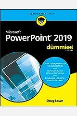 PowerPoint 2019 For Dummies (Powerpoint for Dummies) Kindle Edition