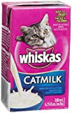 Whiskas Catmilk Drink for Cats and Kittens, 6.75-Ounce Aseptic Boxes (Pack of 24), My Pet Supplies