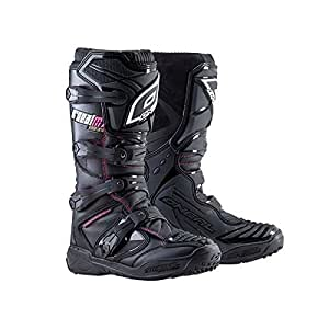 O'neal Element Women's Motocross Boots - Pink 5