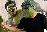 Hulk Latex Mask Halloween Masquerade party prop