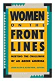 Women on the Front Lines, Jessie Pifer Alan allen, 0877665745