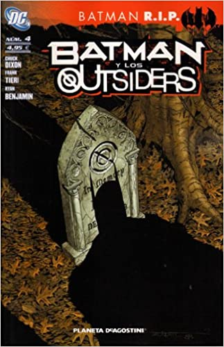 BATMAN Y LOS OUTSIDERS Nº4