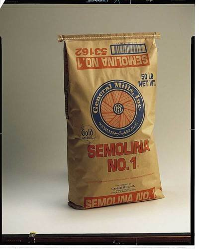 (General Mills Gold Medal Semolina Flour, 50 Pound)