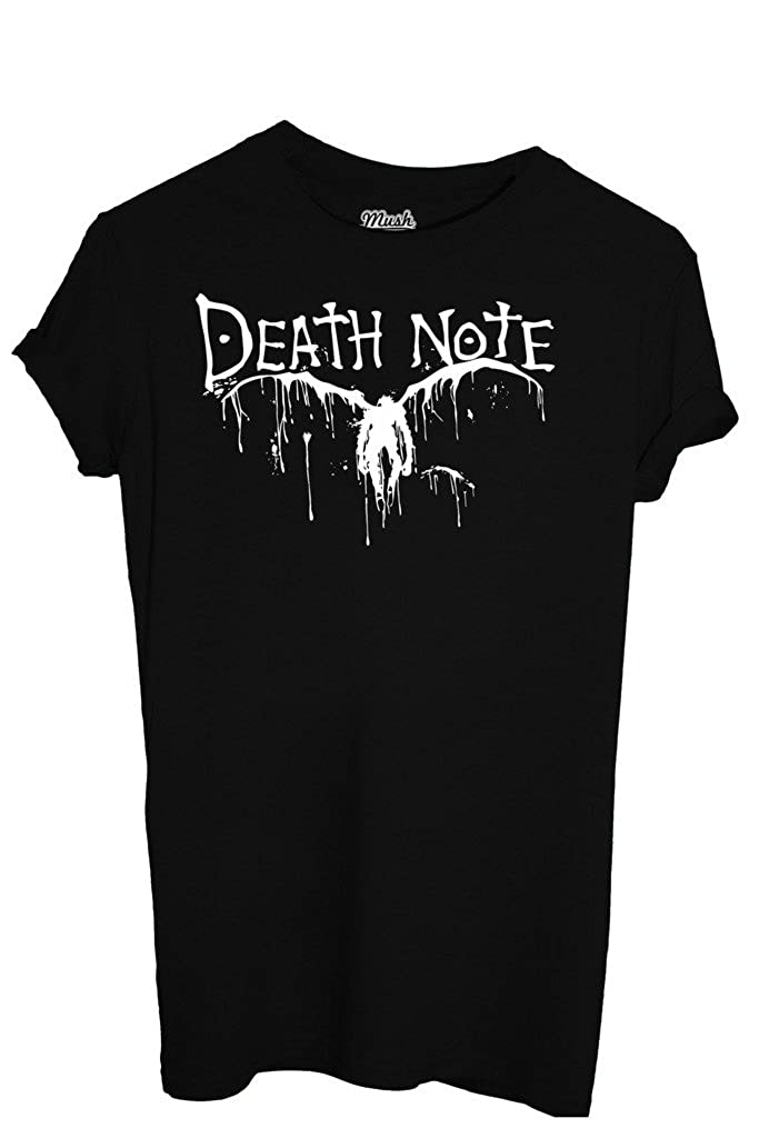 T-Shirt DEATH NOTE - CARTOON by iMage Dress Your Style imshT-IT-0303-parent