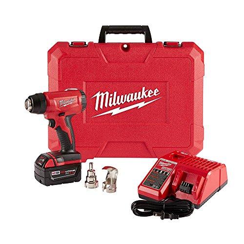 Milwaukee Electric Tools 2688-21 M18 Heat Gun Kit ()