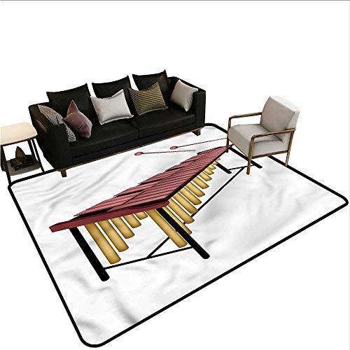 Marimba,Carpet for Living Room 80