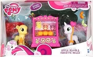 Amazon Com My Little Pony Fun At The Fair With Apple