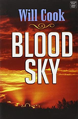 book cover of Blood Sky