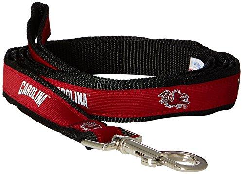 NCAA South Carolina Gamecocks Dog Leash, Medium/Large