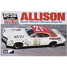 MPC 796 Donnie Allison's Mercury Stock Car 1:25 Scale Plastic Model Kit
