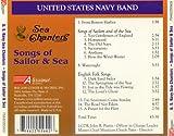 U.S. Navy Sea Chanters: Songs of Sailor and Sea
