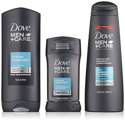 Dove Care Everyday Clean Comfort