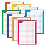 Trend Enterprises Vertical Variety Pack Incentive Charts - 22x28 (T-73901)