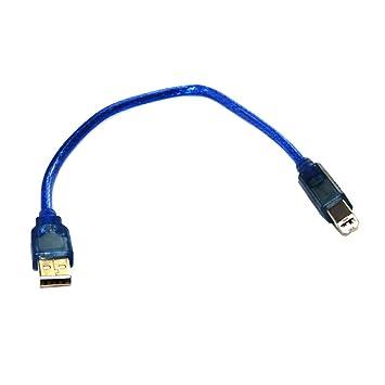 Cable de Datos de Impresora Alta Velocidad USB 2.0 Accesorio de ...