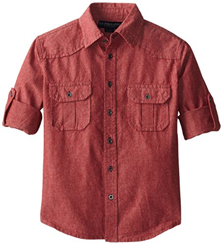 us-polo-assn-boys-long-sleeve-chambray-sport-shirtsf78-red18