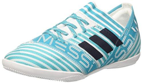 adidas Nemeziz Messi Tango 17.3 In J, Zapatillas de Fútbol Para Niños Varios colores (Ftwbla / Tinley / Azuene)