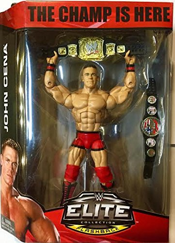 WWE Elite Flashback John Cena ''The Champ Is Here'' by WWE