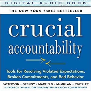 Crucial Accountability Audiobook