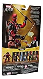 Marvel Legends X-Men DEADPOOL 6 Inch Action Figure BAF Juggernaut Series