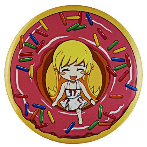 Shinobu with Donut 3