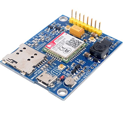 SIM868 Development Board GSM GPRS GPS Module Replace SIM808 Module for Raspberry Pi Arduino STM32 Geekstory