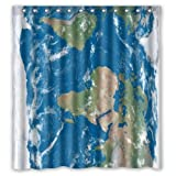 Lawrence Wonderful Blue Earth Planet Surface Art Pattern Review and Comparison