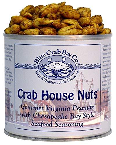 Blue Crab Bay Co. Crab House Nuts - 40 Oz. Tin