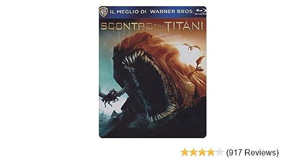 Amazon.com: scontro tra titani (ltd steelbook) (blu-ray ...