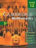 Cover of Cambridge 3 Unit Mathematics Year 12 (Cambridge Secondary Maths (Australia))