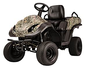 Raven Hybrid Generator Utility Cart ATV Red MPV7100 (No Lawn Mower Atttached) (Camo)