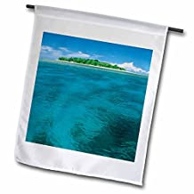 Danita Delimont - Borneo - Indonesia, Borneo, Remote island-AS11 MWT0000 - Michele Westmorland - 18 x 27 inch Garden Flag (fl_70734_2)