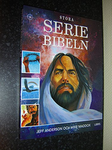 - Stora Seriebibeln / The Lion Graphic Bible, Swedish Edition 2011 / Great for Swedish Youth