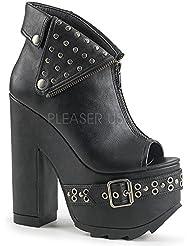 Demonia Womens CRAMPS-103/BVL Boot