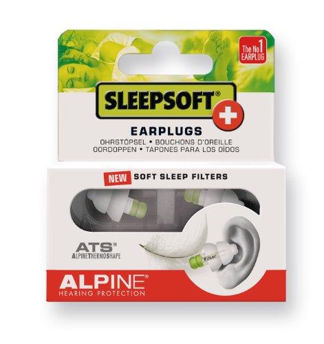 prijs verlaagd geweldige aanbiedingen verkoop uk Alpine Sleepsoft Plus Earplugs for Sleeping, 1-Count: Amazon ...