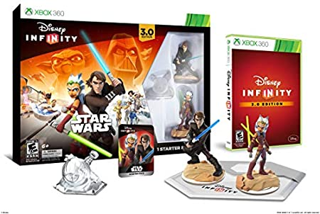 Disney Infinity 3.0 Edition Starter Pack - Xbox 360 (Certified Refurbished)