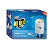 All Out Adjustable Liquid Electric with Power Slider (45ml)