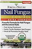 Forces of Nature Nail Fungus Extra Strength Formula,11 ml