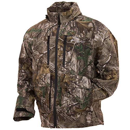 Frogg Toggs Pilot II Guide Rain Jacket, Realtree Xtra, Size Large