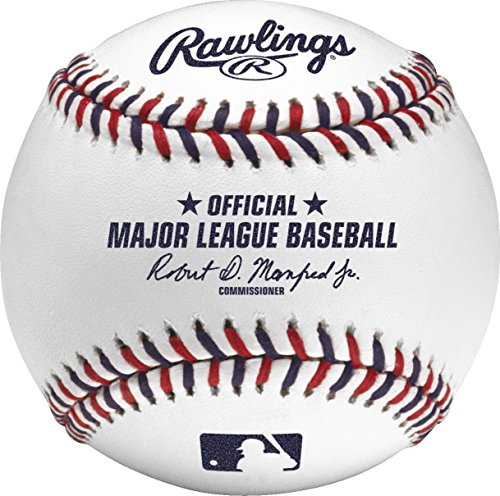 Rawlings Official 2017 4th of July Independence Day MLB Baseball - Boxed