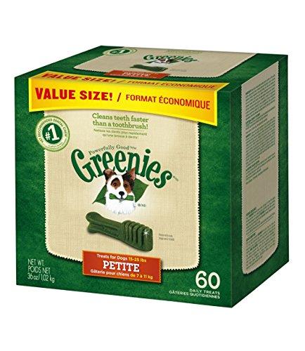 Greenies Dental Chew Treats Petite
