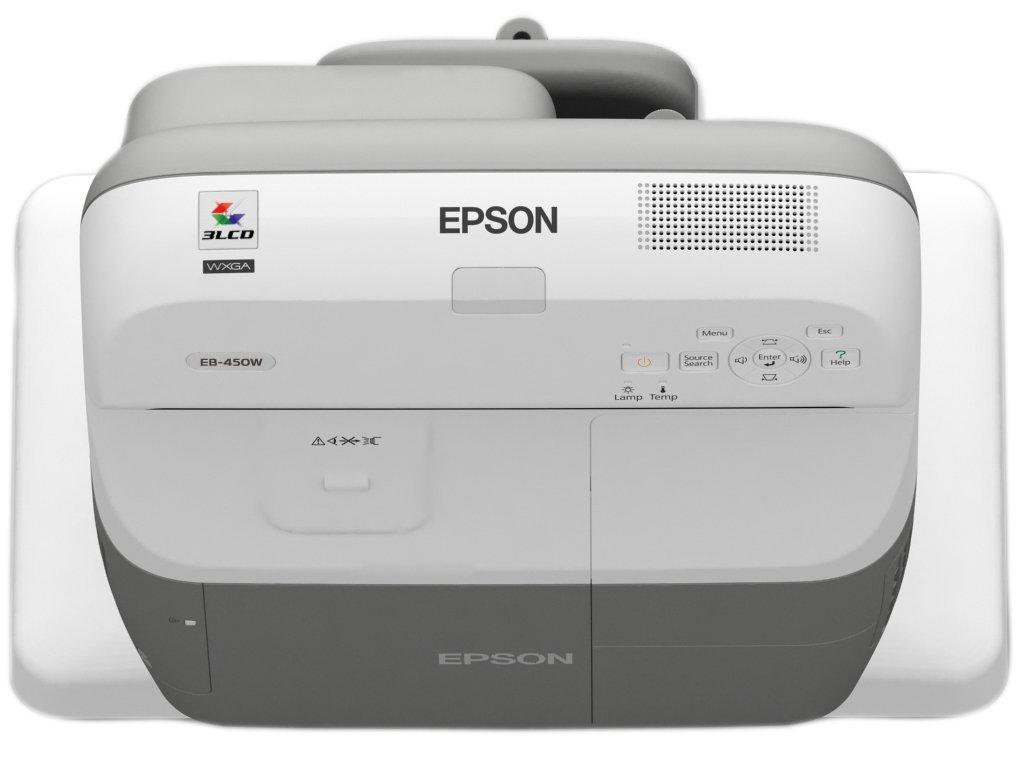 Epson EB-440W - Proyector, 2200 Lúmenes del ANSI, LCD, WXGA ...