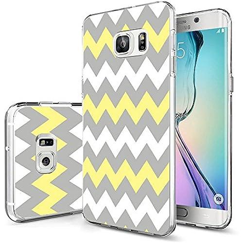 S7 Edge Case,IWONE Samsung Galaxy S7 Edge Case Tpu Skin Cover Protective Rubber Silicone Colorful Design Protective Sales