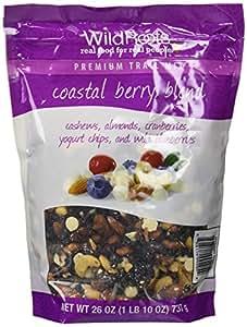 Wild Roots 100 Natural Trail Mix Coastal Berry Blend 26