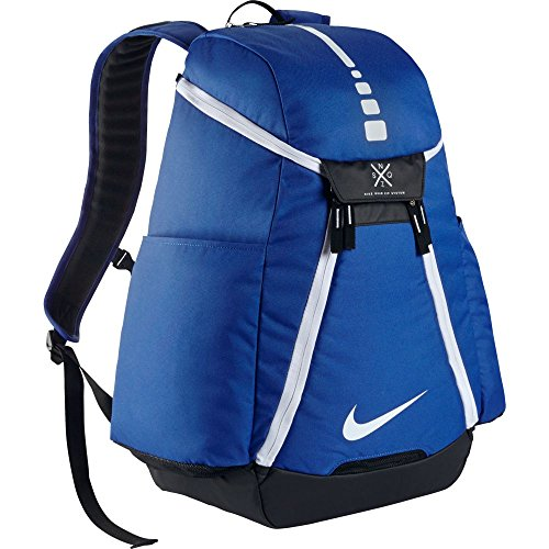 Nike Hoops Elite Max Air Team 2.0 Basketball Backpack Game Royal/Black/White – DiZiSports Store