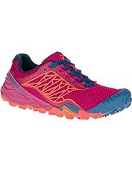 Merrell All Out Terra Light Womens Walking Shoes - SS16