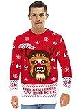 Chewbacca mit der roten Nase Pullover