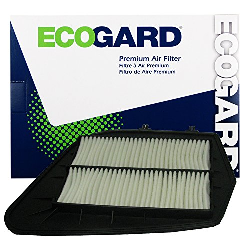 ECOGARD XA5497 Premium Engine Air Filter Fits 2003-2007 Cadillac CTS