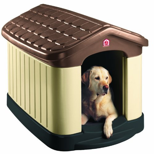 Pet Zone Step 2 Tuff-N-Rugged Dog House (N-rugged House Dog Tuff)