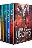 Immortal Dragons: Books 1, 2 & 3 + Prequel (Immortal Dragons Paranormal Romance Box Set)